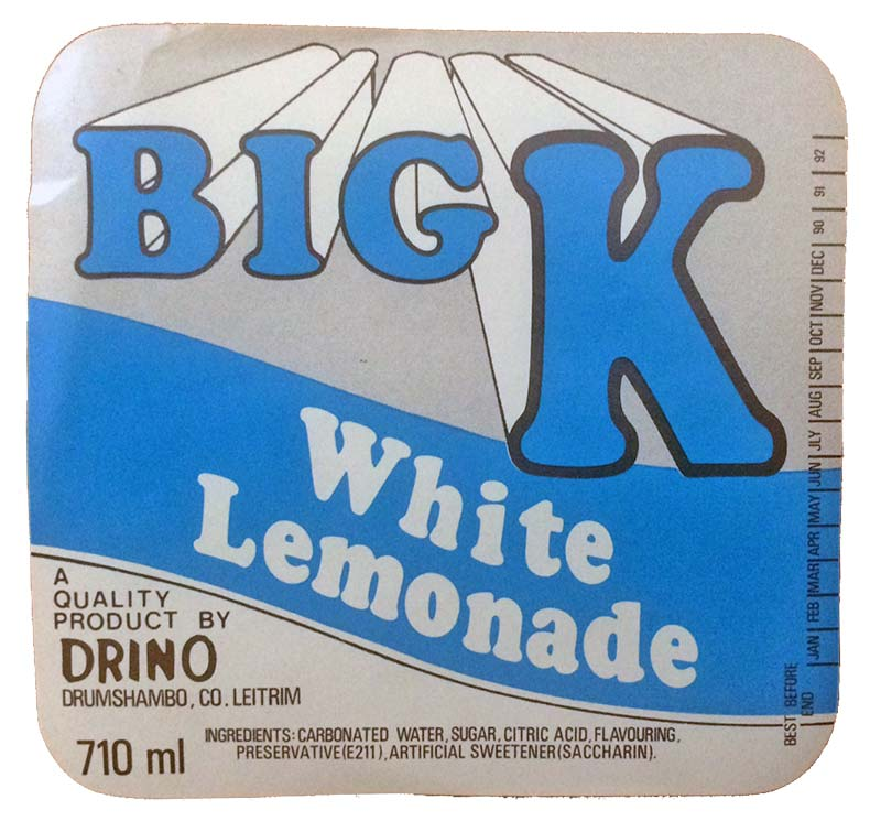 Big K White Lemonade